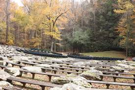 laurel cove amphitheater and pine mountain state resort park
