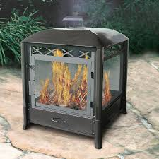 majestic outdoor wood burning fireplace the best outdoor wood