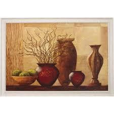 framed art table decor