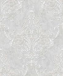 best 25 damask wallpaper ideas grey damask 736x736 115 4 kb
