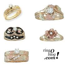 Black Hills Gold Wedding Rings by Walmart Engagement Rings Black Hills Gold 1 Ifec Ci Com