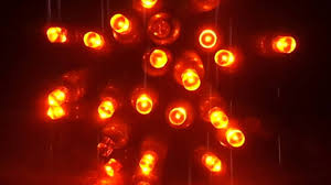5mm led orange twinkle lights