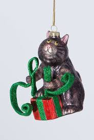 105 best cats christmas ornaments images on pinterest christmas
