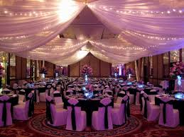 unbelievable wedding hall decorations decorating of party