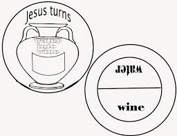 30 best jesue turns water into wine images on pinterest bible