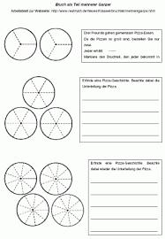 mathe brüche klasse 6 unterrichtsmaterial zum bruch als teil mehrerer ganzer