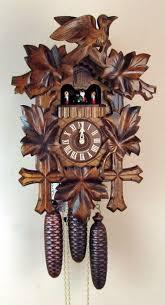 Modern Cuckoo Clock 8 Day Musical Suburban Clock In Berea Ohio Since 1953