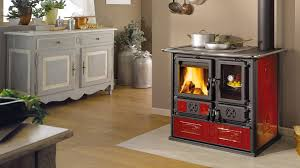 la nordica rosa reverse wood cooker fireplace products