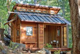 How To Build A Shed Roof House by 15 Ingeniously Designed Tiny Cabins For Vacation Or Gateway