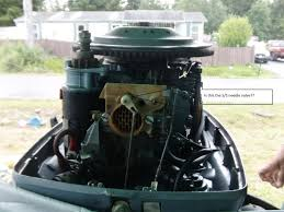 1976 40hp evinrude wont stay running