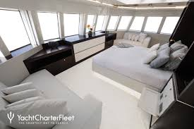 Enigma White Glass Bedroom Furniture Enigma Xk Yacht Charter Price Richards Shipbuilders Luxury Yacht