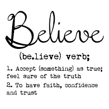 believe images create an i believe list thebestfaithever