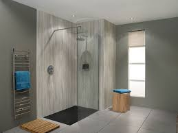 plastic bathroom wall panels shower wood plastic wall panels you