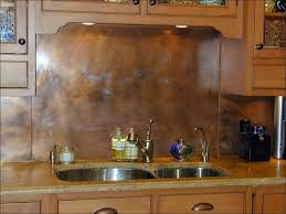 kitchen room magnificent copper mosaic backsplash copper slate