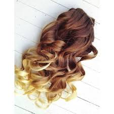honey brown hair with blonde ombre ombre hair polyvore