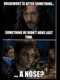 Daniel Radcliffe Meme - a joke only harry potter fans will get h a r r y p o t t e r