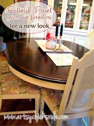 Chalk Paint Furniture Images by China Cabinet And Dining Table Re New Artsy Rule