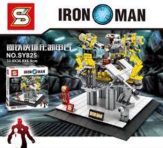 lego iron man gantry machine playset end 4 7 2018 11 15 am