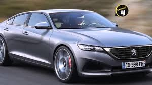 peugeot 408 wagon la nouvelle peugeot 608 édition 2016 youtube