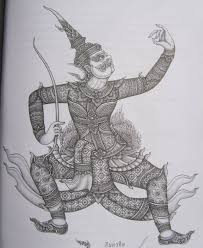 thai warrior tattoo stencil jpg 1600 1959 tattoo pinterest