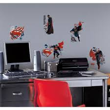 superman wall decor office and bedroomoffice and bedroom image of superman home decor