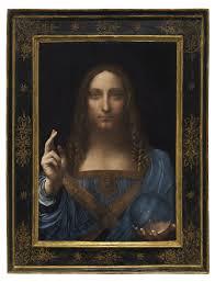 rare leonardo da vinci painting sells for a record 450 million