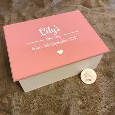 personalised keepsake box personalised memory keepsake box personalised gifts uk