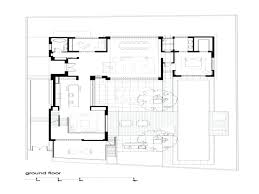 2 Family House Plans Modern Single Family House Floor Plan 3d With 2 Bedrooms