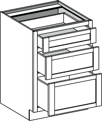 unfinished base cabinets with drawers cabinet bases base cabinet 3 drawer unfinished base cabinets for