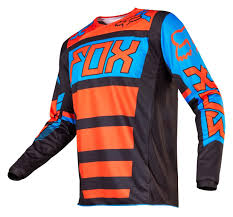 fox motocross suit fox racing youth 180 falcon jersey revzilla