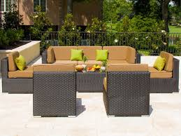 Modern Outdoor Coffee Table Patio 60 Patio Conversation Sets Patio Modern With Outdoor