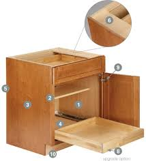 Plywood Cabinet Construction Cabinet Construction Best Quality Cabinets New Leaf Cabinets