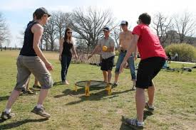 Easy Backyard Games 7 Spikeball 10 Easy Diy Backyard Games Howstuffworks