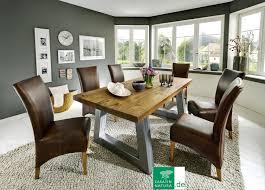 Esszimmer Tisch Vintage Eßtisch Massivholz Runder Esstisch Massiv Aus Holz Auch Rund