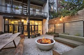 modern williamsburg condo with its own fire pit asks 1 89m 6sqft