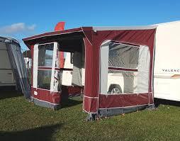 Pyramid Awnings Majorca Ultra Porch Awning Uk Caravans Ltd