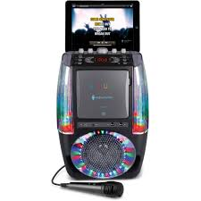 singing machine agua karaoke system walmart com