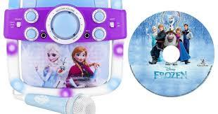 light up karaoke machine target com frozen light up karaoke machine only 24 99 shipped