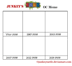 Meme Base - tmnt multiverse oc meme base by junkeyturtle on deviantart