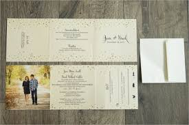 tri fold invitation template 22 wedding invitations free premium templates