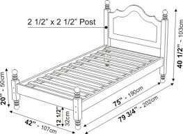 Queen Bed Size In Feet Queen Size Bed Dimensions Feet Socialmediaworks Co