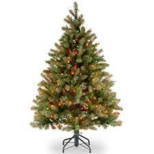 real christmas tree national tree 4 5 foot feel real downswept douglas