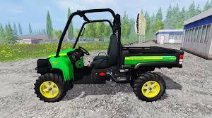gator power wheels deere gator 825i for farming simulator 2015