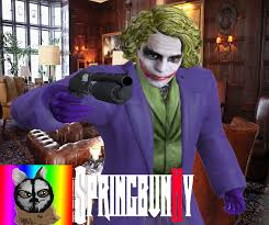 Dark Knight Joker Halloween Costume Joker From Dark Knight 2k Ped Addon Replace Gta5 Mods Com