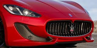 maserati granturismo convertible red interior maserati grancabrio review carwow