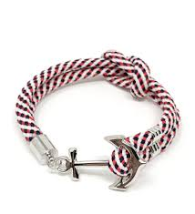 anchor bracelet rope images Nautical rope anchor bracelet hello miss apple jpg
