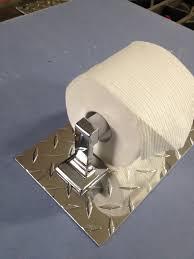 themed toilet paper holder diamond plate toilet paper holder