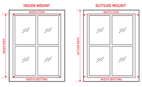 blinds standard window sizes for blinds standard apartment window