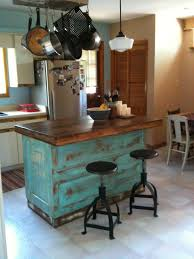 gorgeous forever interiors kitchen island made from reclaimed