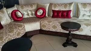 canapé marocain occasion beau salon marocain moderne pas cher avec salon marocain moderne